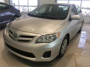 2012 Toyota Corolla CE - ONE OWNER