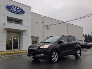 2013 Ford Escape SEL 4x4 with Leather, Panorama Moonroof, Naviga