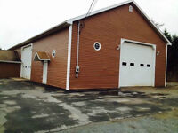 Large Garage for Rent / Two x 16ft Doors