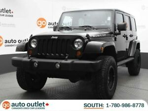 2013 Jeep Wrangler Unlimited RUBI, Nav, Heated Seats