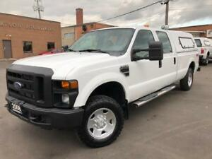 2008 Ford Super Duty F-250 SRW 4X4 OFF ROAD **CAP-BED SLIDE**
