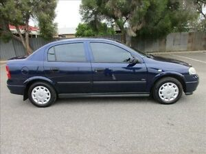 2002 Holden Astra TS City 4 Speed Automatic Sedan Greenacres Port Adelaide Area Preview