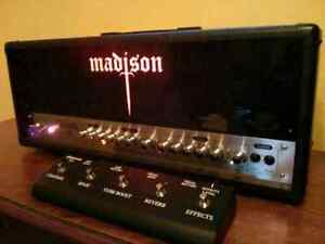 MADE IN USA MADISON DIVINITY II 120 watts full lampes