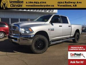 2013 Ram 3500 SLT, Diesel, Gooseneck hitch, Remote Start
