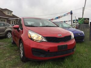 2014 Kia Rio GDI Sedan WITH LOW MILEAGE