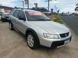 2005 Holden Adventra VZ SX6 5 Speed Automatic Wagon Deer Park Brimbank Area Preview