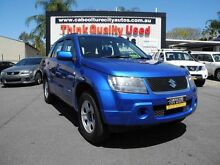 2007 Suzuki Grand Vitara JB Type 2 JLX Blue 5 Speed Automatic Wagon Caboolture South Caboolture Area Preview