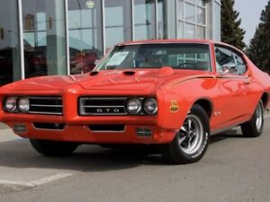 1969 Pontiac GTO Pontiac GTO Judge Ram Air III