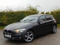 2013 62 BMW 1 SERIES 2.0 116D SPORT 5D DIESEL