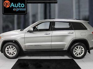 2017 Jeep Grand Cherokee Laredo 4x4 with eco and sport mode, pow