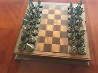 Armada Chess Set - never been used