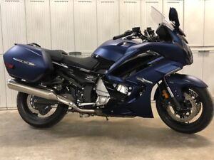 Yamaha moto FJR ES 1300 2018