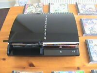 PS3 retro 60gb with PS1 bundle comes with lots of extras