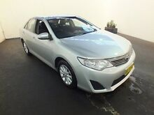 2013 Toyota Camry ASV50R Altise Silver Pearl 6 Speed Automatic Sedan Clemton Park Canterbury Area Preview