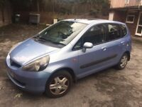 2003 Honda jazz with only 78k miles!