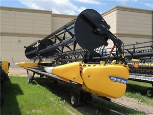 2013 New Holland 840CD, 40' Combine Draper Header Demo Unit