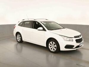 2015 Holden Cruze JH MY15 CD White 6 Speed Automatic Sportswagon Bibra Lake Cockburn Area Preview
