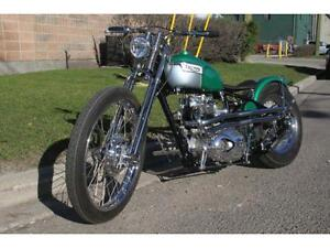 Customs, Cafe Racers, Bobbers, Choppers, Trackers, Brats...