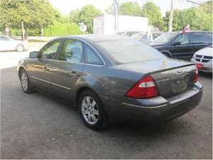 2005 Ford Five Hundred SEL|NO ACCIDENTS|SUNROOF|MUST SEE Kitchener / Waterloo Kitchener Area image 4