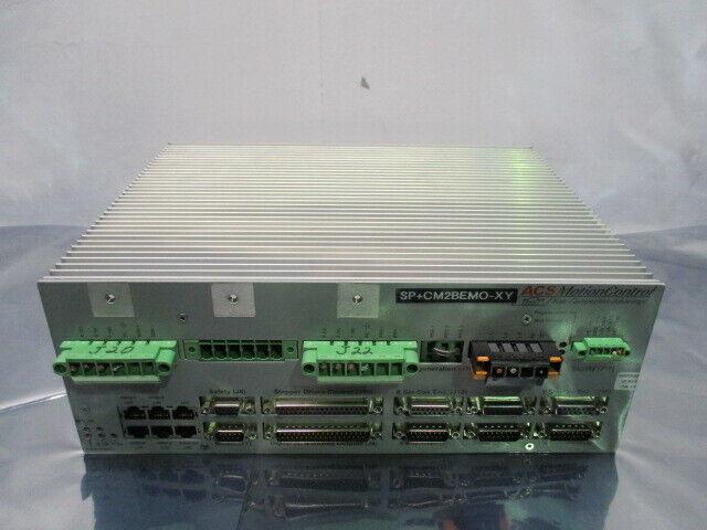 ACS Motion Control SPiiPlus CM-2-B-E-M0-XY Digital Drive Controller, 397634