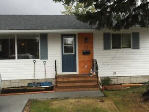 Renovated house w/LEGAL basement suite incl. utilities