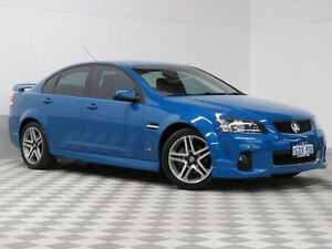 2012 Holden Commodore VE II MY12.5 SV6 Perfect Blue 6 Speed Automatic Sedan East Rockingham Rockingham Area Preview
