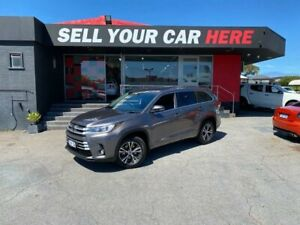 2019 Toyota Kluger GSU50R GX Wagon 7st 5dr Spts Auto 8sp, 2WD 3.5i Grey Sports Automatic Wagon Como South Perth Area Preview