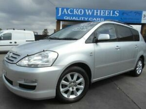 2006 Toyota Avensis ACM21R Verso Ultima Silver 4 Speed Automatic Wagon Bankstown Bankstown Area Preview