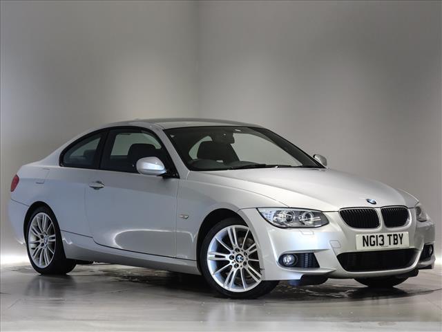 2013 BMW 3 SERIES DIESEL COUPE