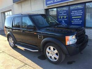 2006 Land Rover LR3 HSE AWD NAVI-3 SUNROOFS-7 PASS-IMPÉCABLE!!!