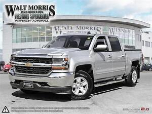 2017 CHEVROLET SILVERADO LT: NO ACCIDENTS, LOCALLY OWNED
