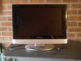 WHARFEDALE 22 inch H D ready LCD Television