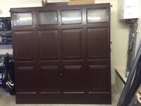 2x Garage doors, Excellent condition, 2.1m x 2.1m, Manufactuer Cardale £175 each