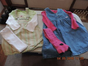 Girl's size 4T Dresses & Tights London Ontario image 2