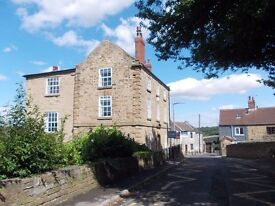 LISTED FARMHOUSE TO LET. DALTON PARVA, ROTHERHAM. Superb period property with original features