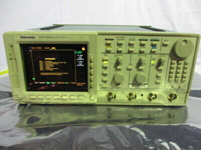 Tektronix TDS 684B Color Four Channel Digital Real Time Oscilloscope, 453374