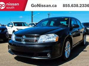 2012 Dodge Avenger SXT - HEATED SEATS, ALLOY RIMS, LOW KMS!