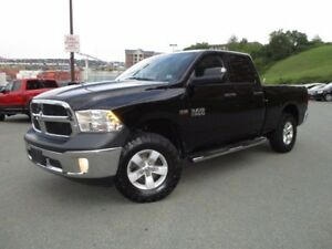 2014 RAM 1500 SXT HEMI (STEPS, SPRAY-IN LINER, A/C, BLUETOOTH, P