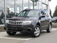 2011 Subaru Forester Certified | Convenience Package