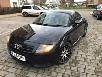 Audi TT 1.8 T Quattro,3dr,2005, Coupe,2 OWNERS,FULL *AUDI* MAIN DILER STAMPS,HPI CLEAR,WARRANTY