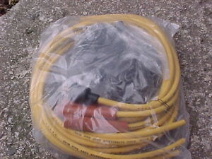 SPARK PLUG WIRES CHEV/FORD/MOPAR V-8's RED London Ontario image 3