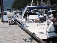 Looking for boat trailer for a 29 foot boat