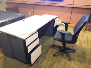 Office furniture (used)