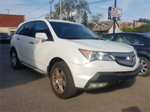 ACURA MDX 2008 4X4 7-PASSAGERS TPS-INCLUSE
