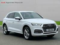 2018 Audi Q5 2.0 Tdi Quattro S Line 5Dr S Tronic Auto Estate Diesel Automatic