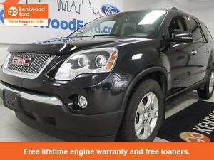 2012 GMC Acadia with leather and DVD!