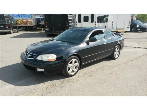 Used 2002 Acura CL
