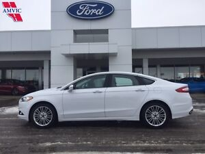 2016 Ford Fusion SE AWD Leather Nav Sunroof