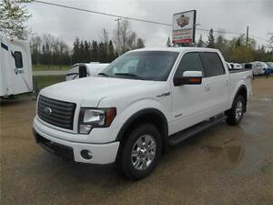 2012 Ford F-150 FX4 Leather/Sunroof/Ecoboost