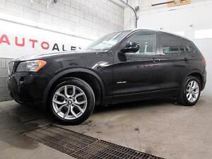 2013 BMW X3 xDrive28i CUIR MAGS BLUETOOTH *RÉSERVÉ*